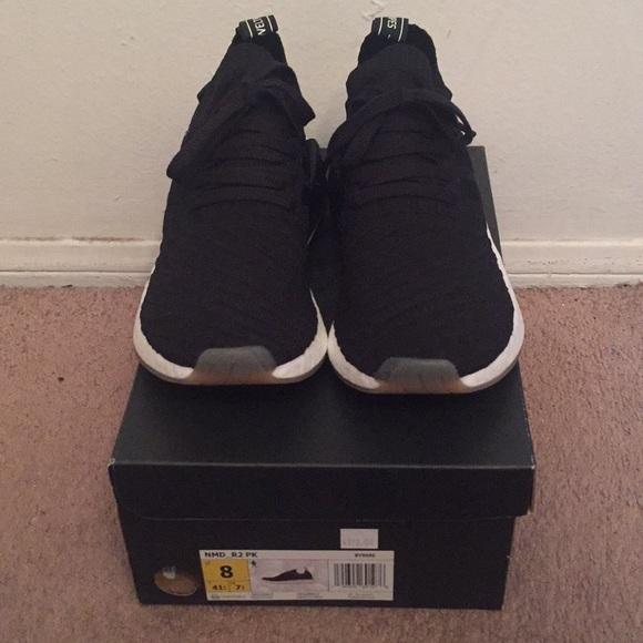 """adidas Other - Adidas NMD R2 Primeknit """"Japan Black Gum"""" ddc080c62c"""